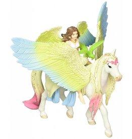 Schleich Schleich Fairy Surah with Glitter Pegasus