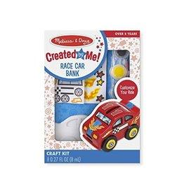 Melissa & Doug Created By Me Race Car Bank
