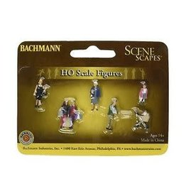 ATO HO Scale Figures - Strolling People