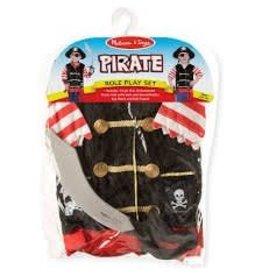 Melissa & Doug Costume - Pirate Role Play Set