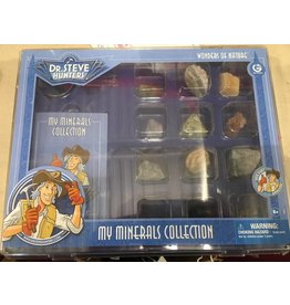 Geo World Science Kit My Minerals Collection