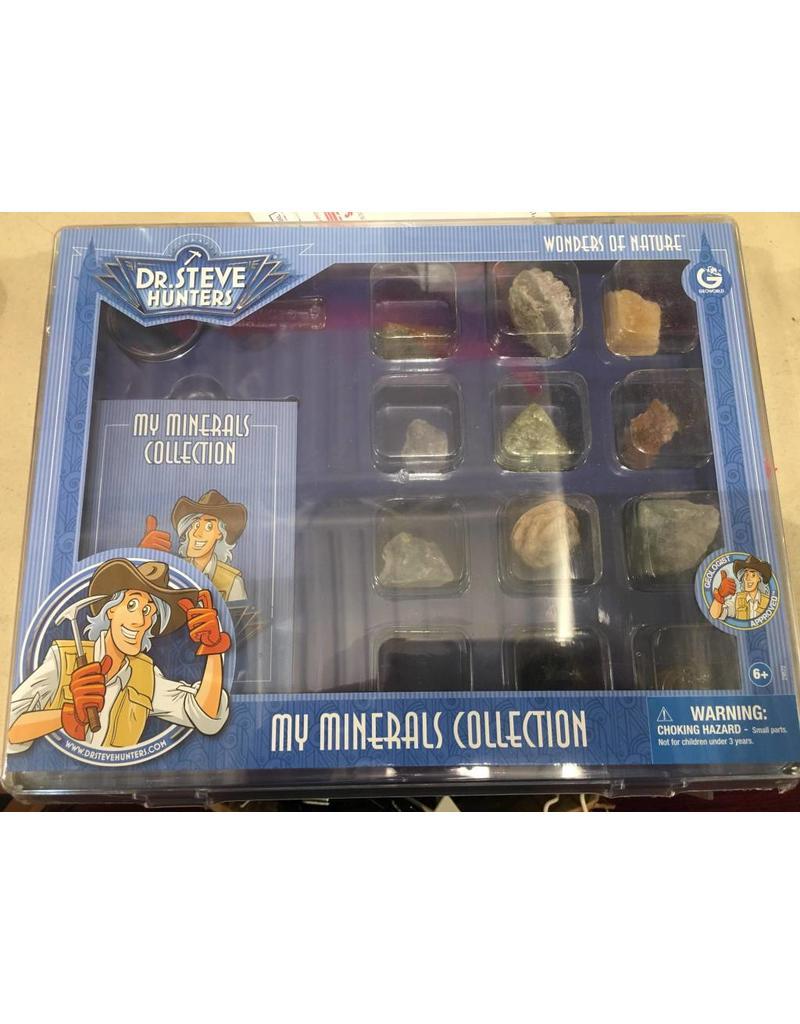 Geo World My Minerals Collection