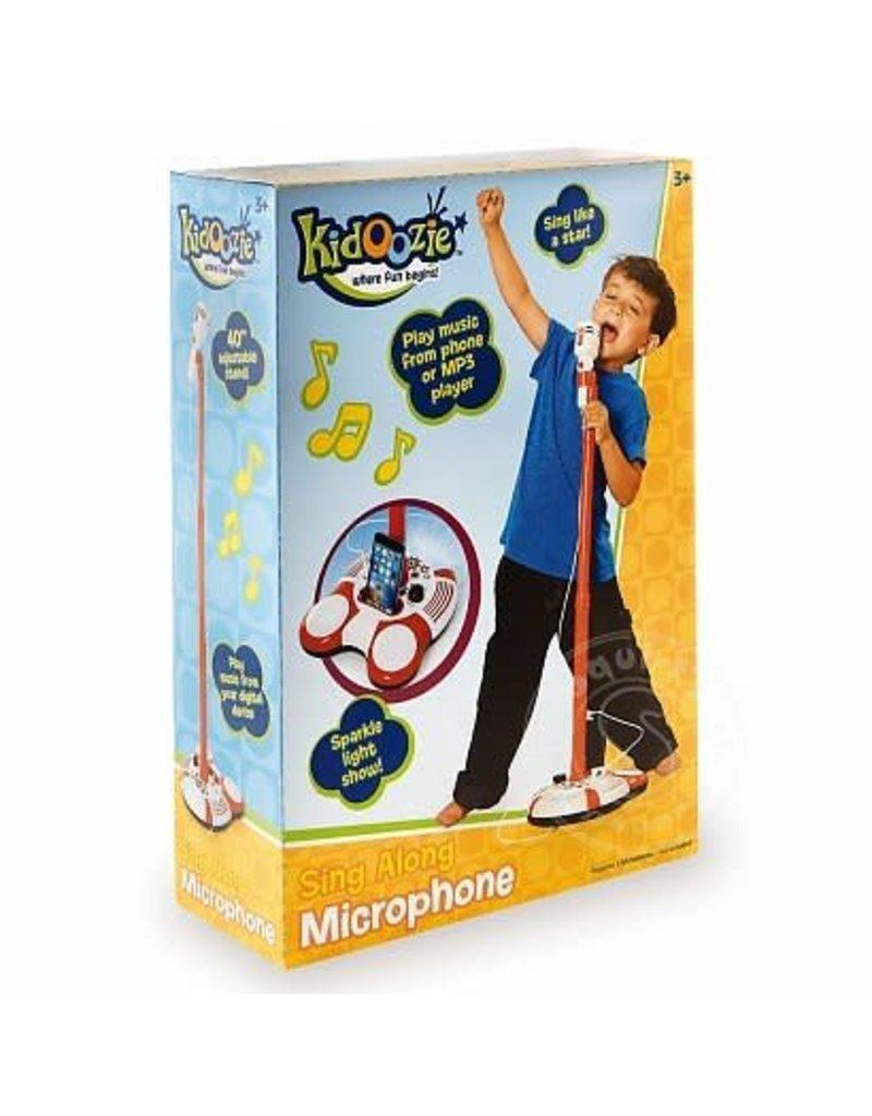 Kidoozie Kidoozie Sing Along Microphone
