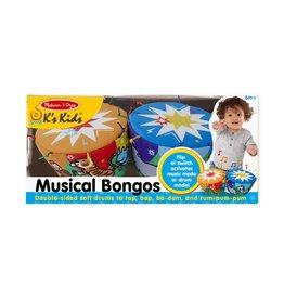 Melissa & Doug Musical Bongos