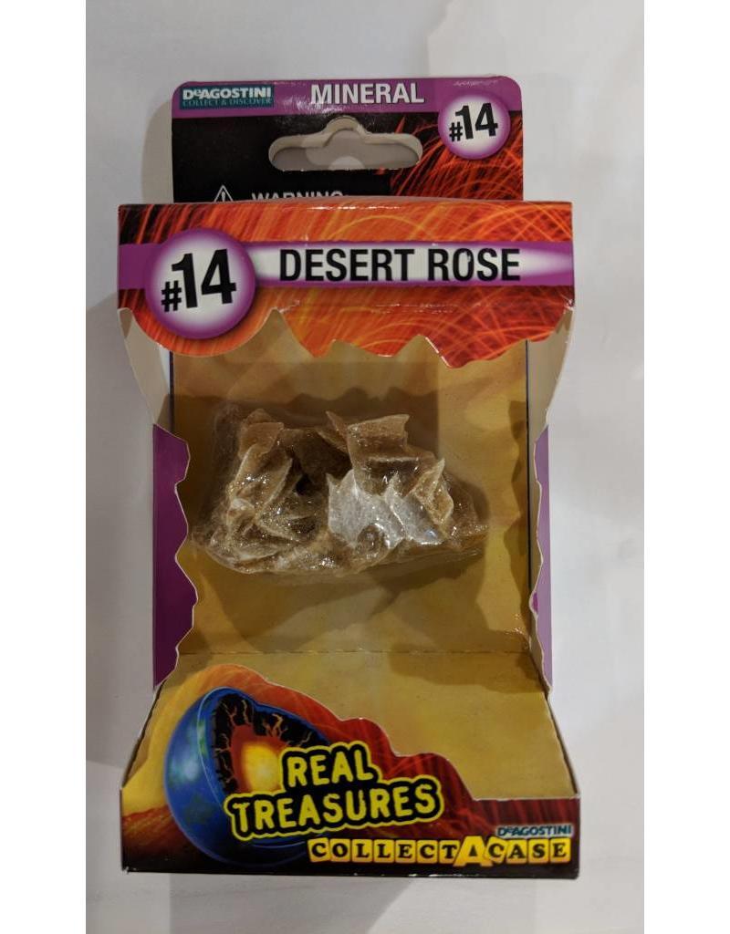 DeAgostini Real Treasures Gemstone - Desert Rose