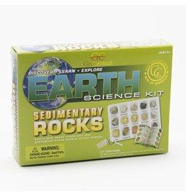 GeoCentral EARTH SEDIMENTARY ROCK KIT