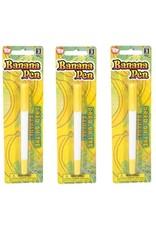 "Rhode Island Novelty Pen - 5.5"" Banana"