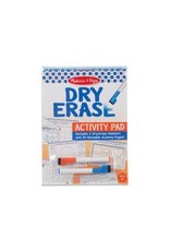 Melissa & Doug Art Supplies - Dry-Erase Activity Pad