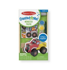Melissa & Doug Created By Me! Monster Truck