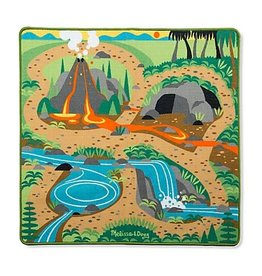 Melissa & Doug Rug - Prehistoric Playground Dinosaur
