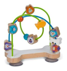 Melissa & Doug Baby First Play Pets Wooden Bead Maze