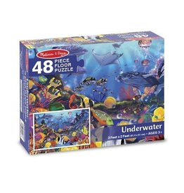 Melissa & Doug Underwater Floor (48 pc)