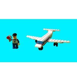 Wange Mini Transportation Airplane Egg