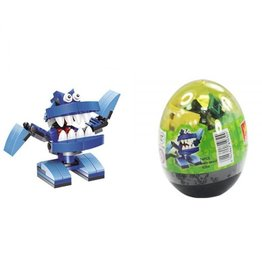 Hobbies Unlimited Monster Egg Iron Teeth Beast