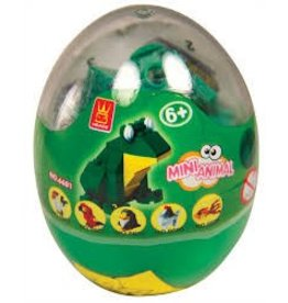 Wange Mini Animals Egg - Frog