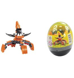Wange Monster Egg - Multi-Legged Beast No. 6202
