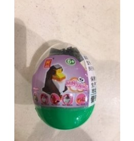 Wange Mini Animals Egg - Penguin