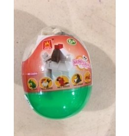 Wange Mini Animals Egg - Dog