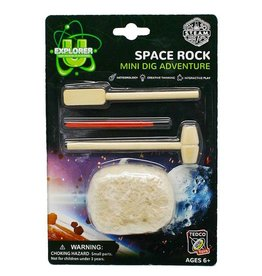 Tedco Toys Space Rock Mini Dig Adventure