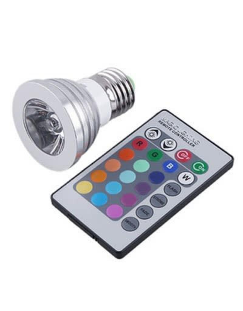 Infinity Light Infinity Light RC Bulb (Color Changing) + Remote
