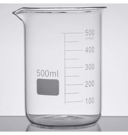 Bomex Glass Beaker 500 mL