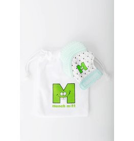Malarkey Kids Mint Green Munch Mit