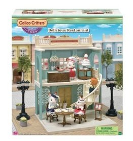 Calico Critters Calico Critters Delicious Restaurant