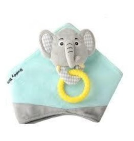 Malarkey Kids Eli Elephant Buddy Bib