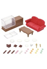 Calico Critters Chocolate Lounge