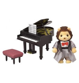 Calico Critters Calico Critters Grand Piano Concert Set