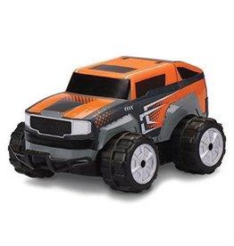 Kid Galaxy Mega Morphibian Orange SUV R/C 2.4 Ghz