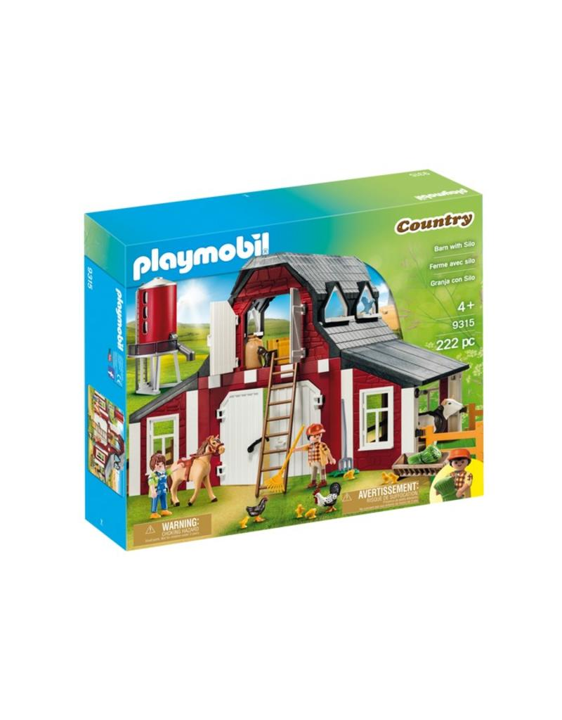 Playmobil Playmobil Barn with Silo
