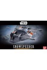 Bandai Hobby Ban Dai - Star Wars - 1/144 & 1/48 Snowspeeder Set Kit