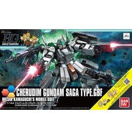Bandai Cherudim Gundam Saga Meijin Kawaguchi's Mobile Suit