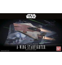 Bandai Ban Dai - Star Wars - 1/72 A-Wing Starfighter Set Kit