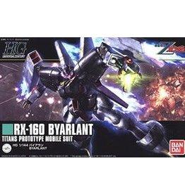 Bandai RX-160 Byarlant Titans Prototype Mobile Suit