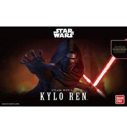 Bandai Ban Dai - Star Wars - Kylo Ren 1/12 Scale Plastic Model Kit