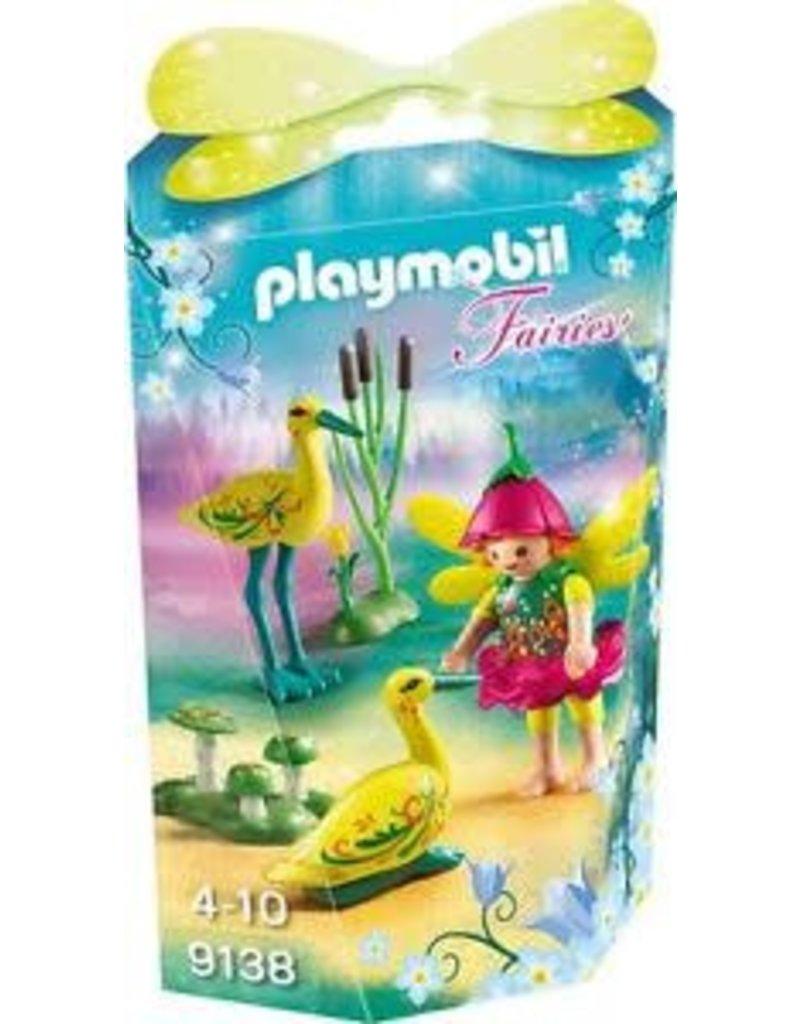 Playmobil Playmobil Fairy Girl with Storks