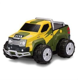 Kid Galaxy Morphibians Off Road Truck R/C Amphibious Vehicle 2.4 Ghz