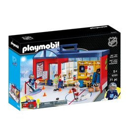 Playmobil Playmobil NHL - Take Along Arena