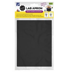 American Educational Products Lab Apron - Black