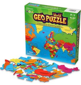 Geo Toys World GeoPuzzle
