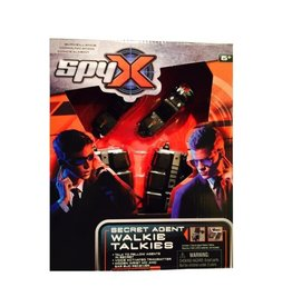 Mukikim Spy X Secret Agent Walkie Talkie