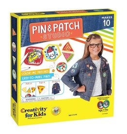 Faber-Castell Craft Kit Pin & Patch Studio