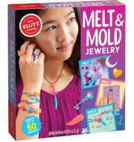 Klutz Klutz Melt & Mold Jewelry