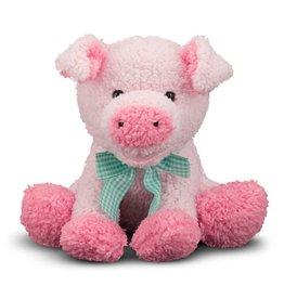 Melissa & Doug Plush Meadow Medley Piggy