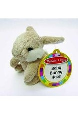 Melissa & Doug Plush Baby Bunny Hops