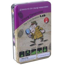 Purple Cow Crazy Scientist Lab - Young Detective