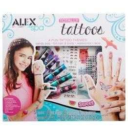 Alex Brands Totally Tattoos