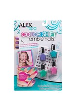 Alex Brands Alex Spa Color Shift Ombre Nails